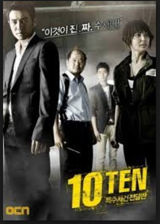 Special Affairs Team TEN Episode 08 Sub Indo