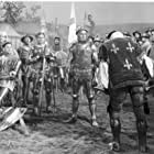 Laurence Olivier and Griffith Jones in The Chronicle History of King Henry the Fifth with His Battell Fought at Agincourt in France (1944)