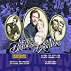 Jane Powell, Jacques d'Amboise, Virginia Gibson, Howard Keel, Ruta Lee, and Matt Mattox in Seven Brides for Seven Brothers (1954)