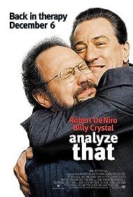 Analyze That (2002) Poster - Movie Forum, Cast, Reviews
