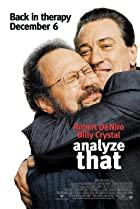 Analyze That (2002) Poster