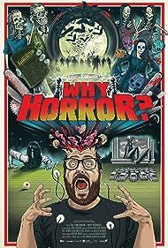 Tal Zimerman in Why Horror? (2014)