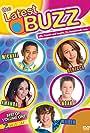Vanessa Morgan, Munro Chambers, Demetrius Joyette, Zoë Belkin, and Justin Kelly in The Latest Buzz (2007)