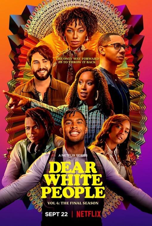 親愛的白人 (共4季)   awwrated   你的 Netflix 避雷好幫手!