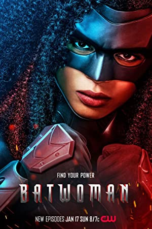 Batwoman : Season 2 WEB-HD 480p & 720p | [Episode 1 Added]