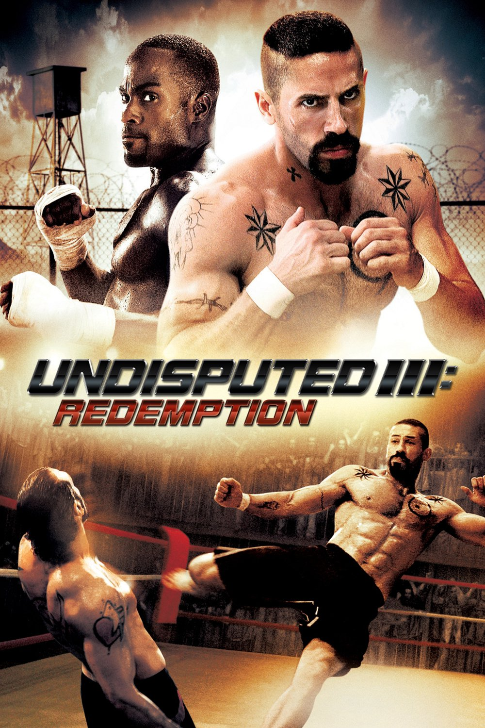 undisputed 3 film complet en arabe