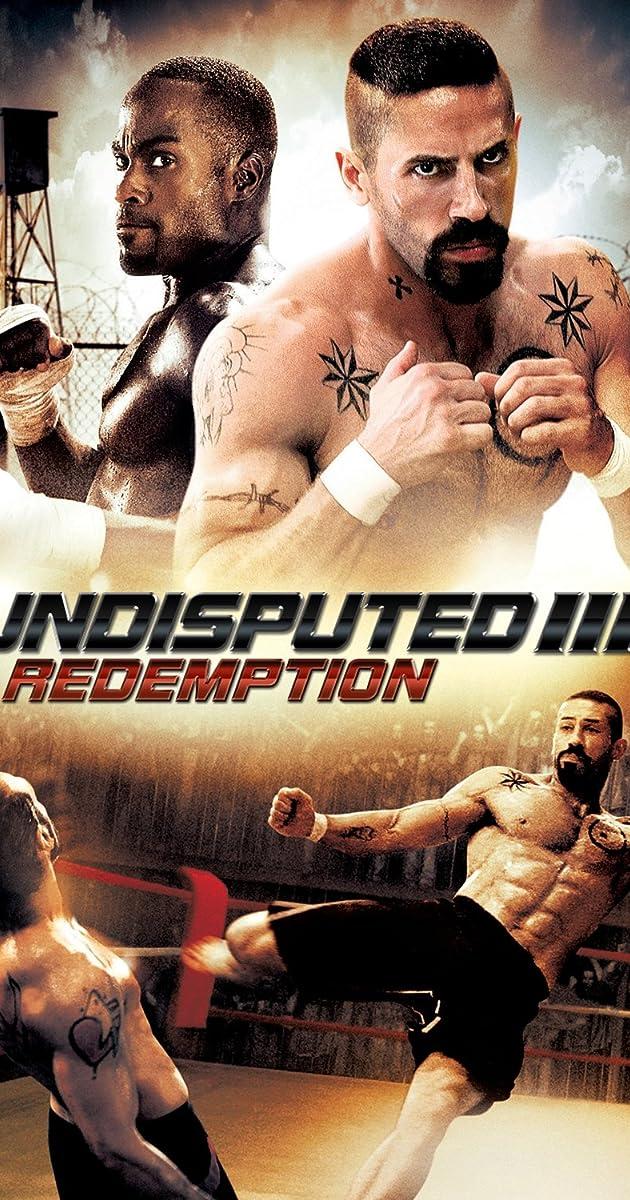 Subtitle of Undisputed 3: Redemption