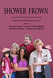 Shower Frown Poster