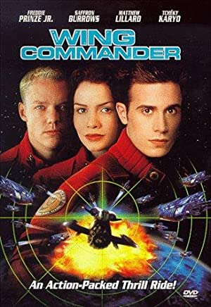 Wing Commander Poster