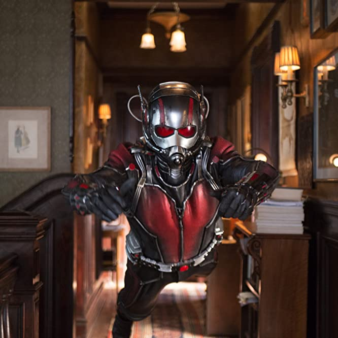 Paul Rudd in Ant-Man (2015)