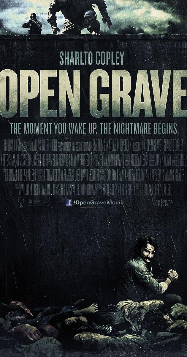 Subtitle of Open Grave