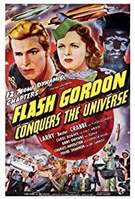 Primary photo for Flash Gordon Conquers the Universe