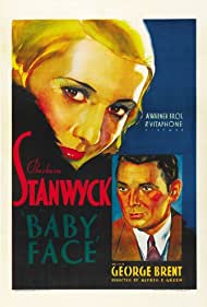 Baby Face (1933) Poster - Movie Forum, Cast, Reviews
