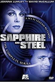 Sapphire & Steel Poster