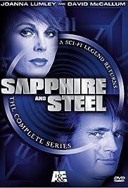 Sapphire & Steel Poster - TV Show Forum, Cast, Reviews