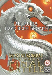 The watch tv movie Mortal Kombat: Conquest [640x640]