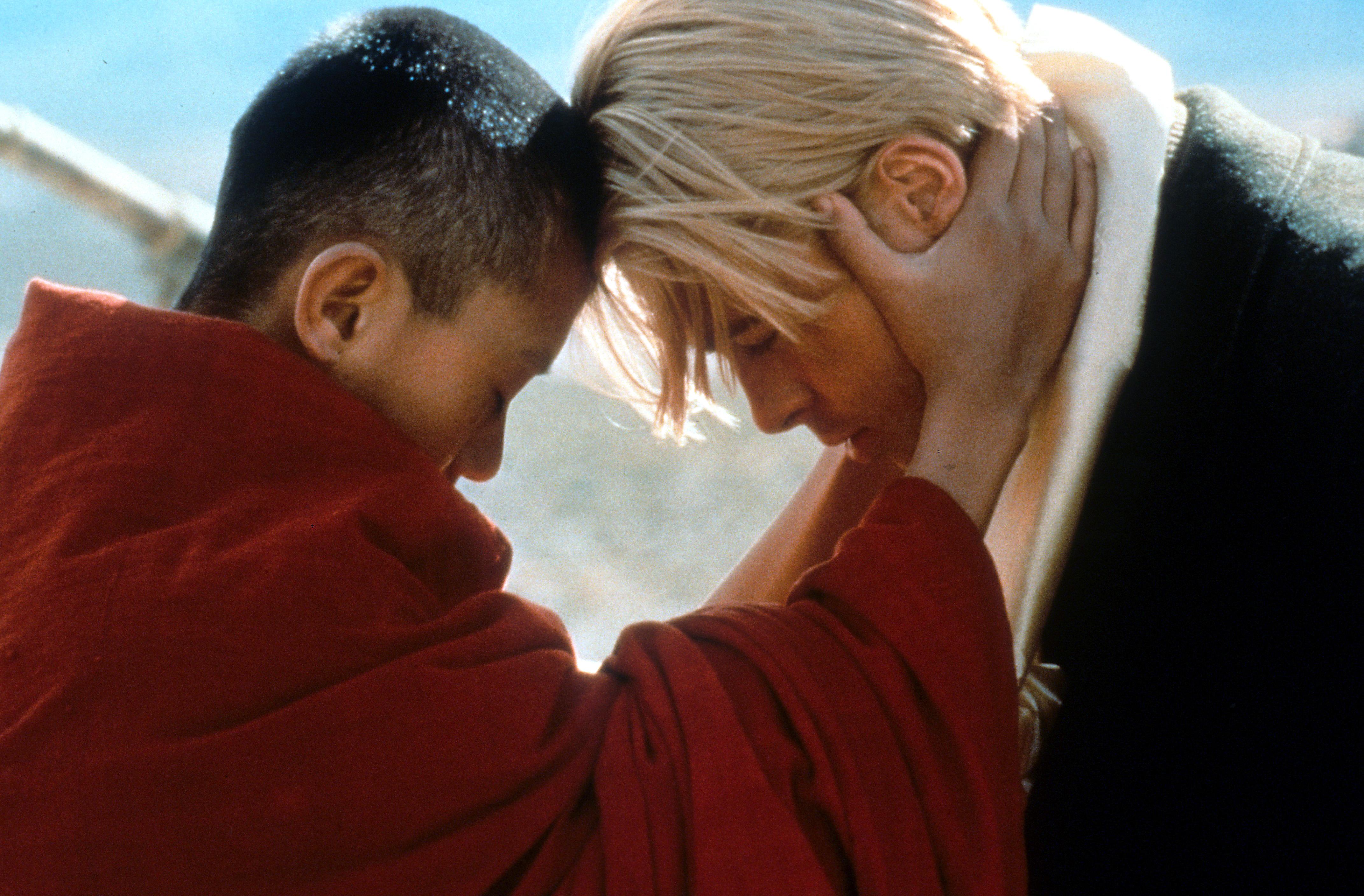 Фильм семь лет в тибете картинки