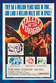 Valley of the Dragons (1961) Poster - Movie Forum, Cast, Reviews