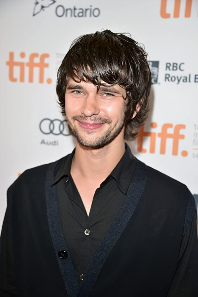 Ben Whishaw at an event for Cloud Atlas (2012)