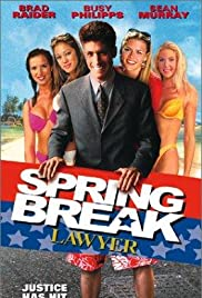 Spring Break Lawyer (2001) Poster - Movie Forum, Cast, Reviews