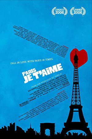 Paris, Je T'aime full movie streaming