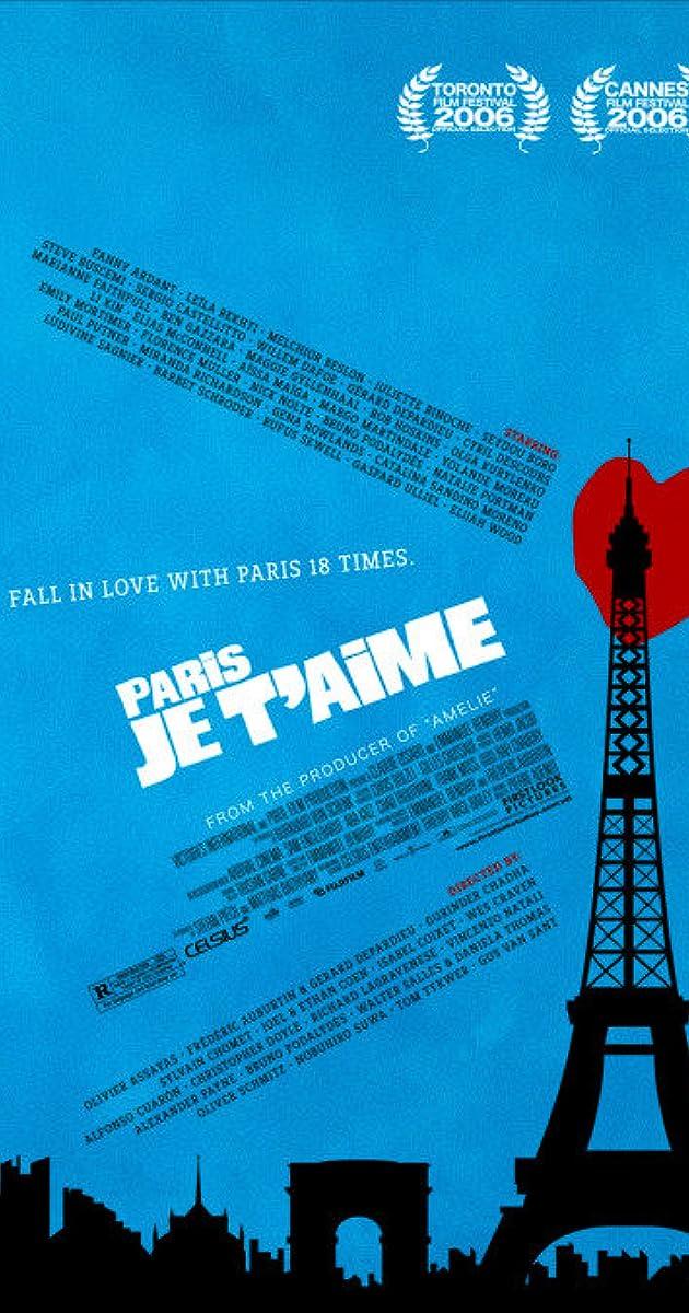 Subtitle of Paris, je t'aime