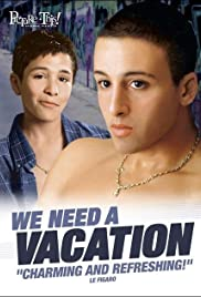 We Need a Vacation Poster
