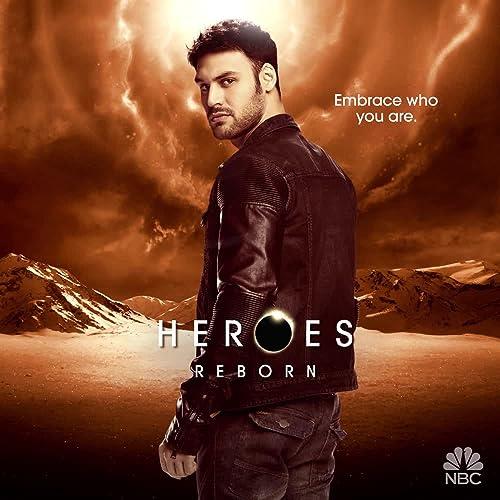 Heroes Reborn - Carlos
