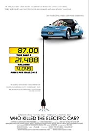 Who Killed the Electric Car? Poster