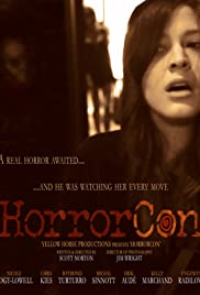HorrorCon Poster