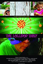The Lollipop Thief Poster