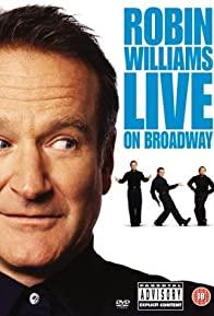 Primary photo for Robin Williams Live on Broadway