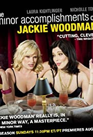 The Minor Accomplishments of Jackie Woodman Poster - TV Show Forum, Cast, Reviews