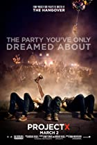 Project X (2012) Poster