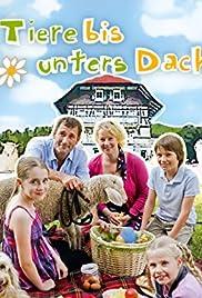 Tiere bis unters Dach Poster