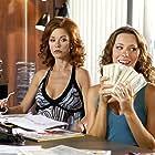 Catherine Zeta-Jones and Rebecca Hall in Lay the Favorite (2012)