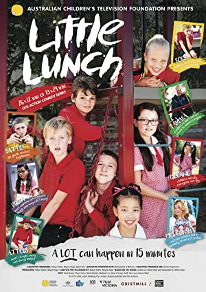 Where to stream Little Lunch