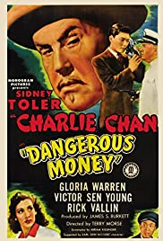 Dangerous Money (1946) Poster - Movie Forum, Cast, Reviews