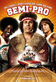 Woody Harrelson, Will Ferrell, and André 3000 in Semi-Pro (2008)