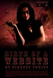 Birth of a Website Poster