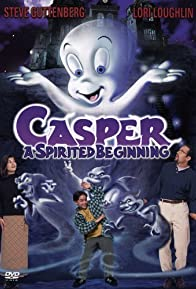 Primary photo for Casper: A Spirited Beginning
