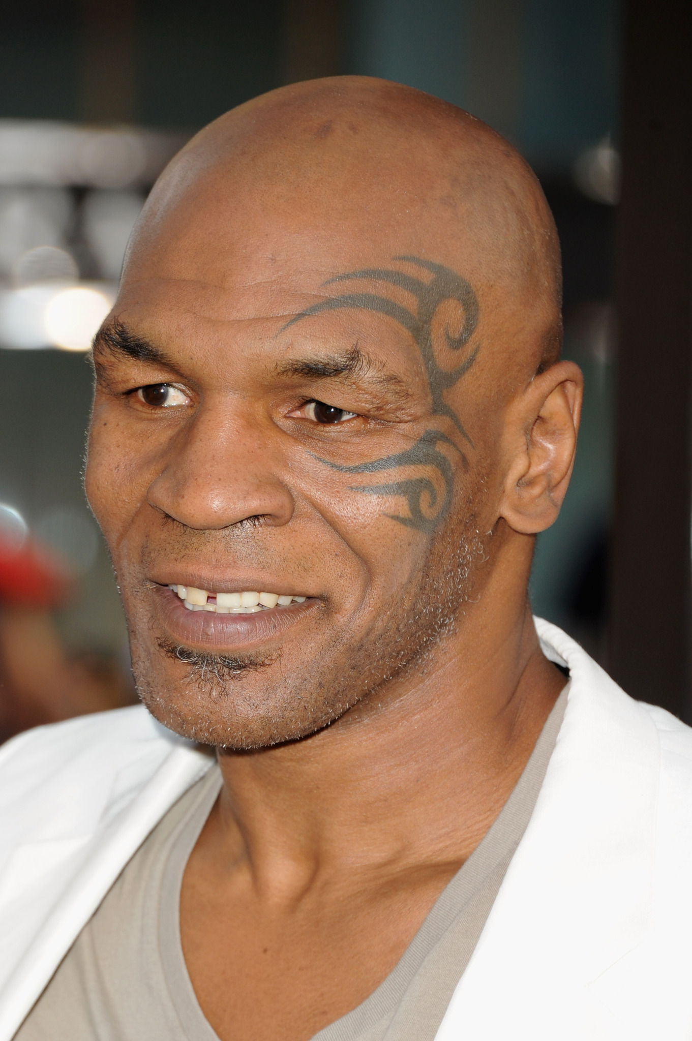 Mike Tyson at an event for The Hangover Part II (2011)