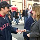 Drew Barrymore and Jimmy Fallon in Fever Pitch (2005)
