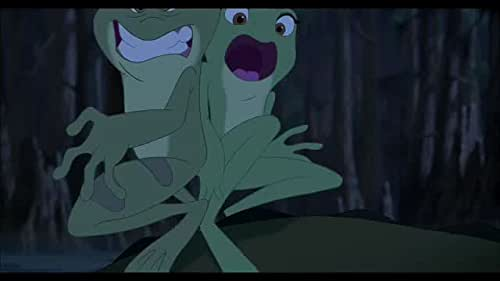 """The Princess & the Frog – """"Leaping Love Story"""""""