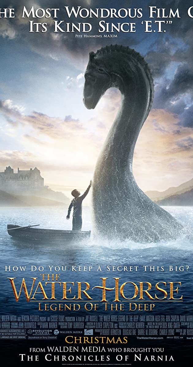 The Water Horse (2007) Subtitles