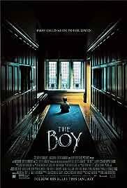 The Boy (2016) HDRip Hindi Movie Watch Online Free