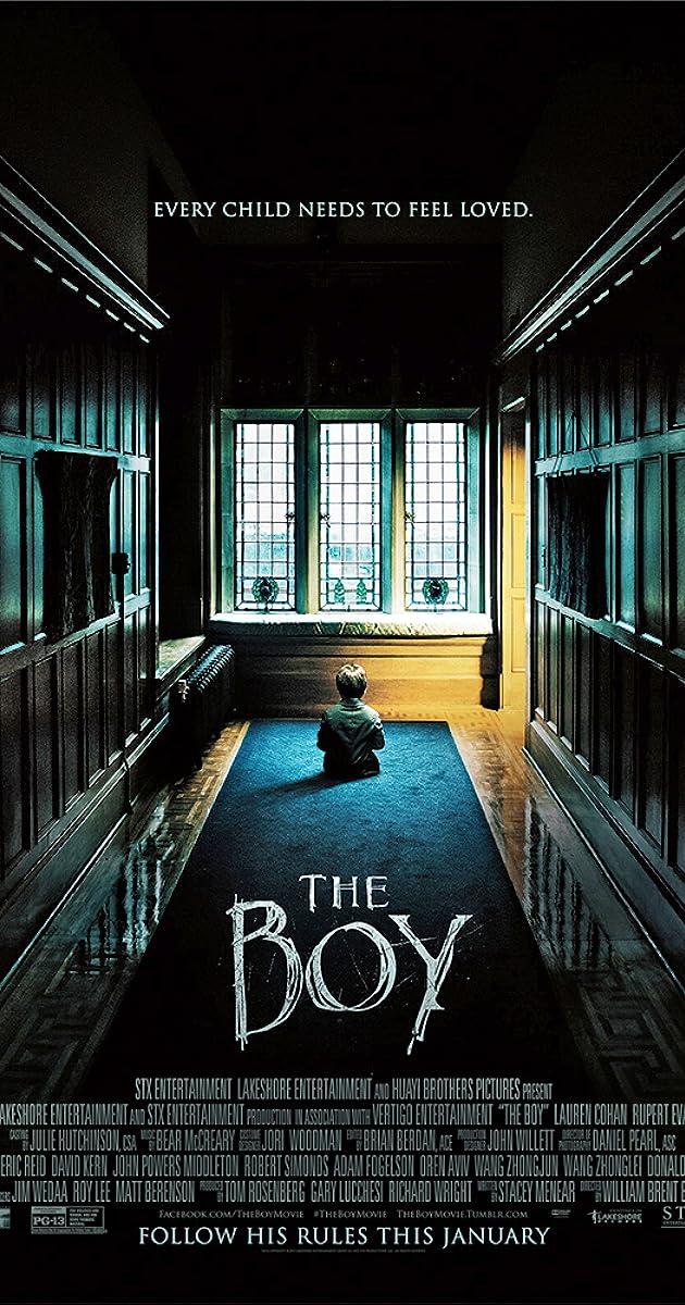 The Boy (2016) - IMDb