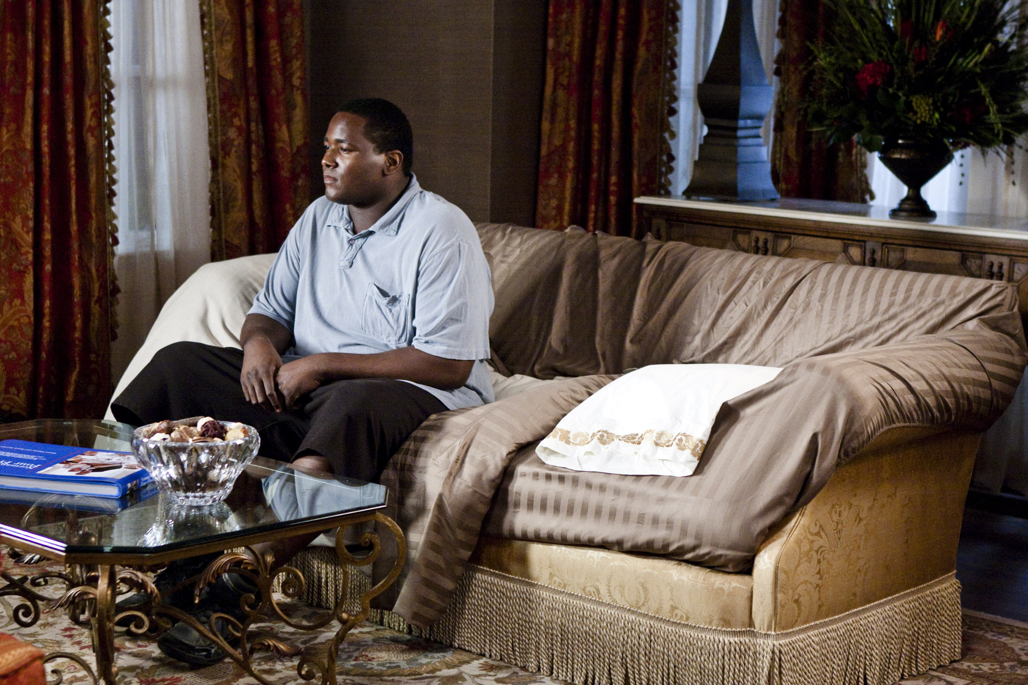 Quinton Aaron in The Blind Side (2009)