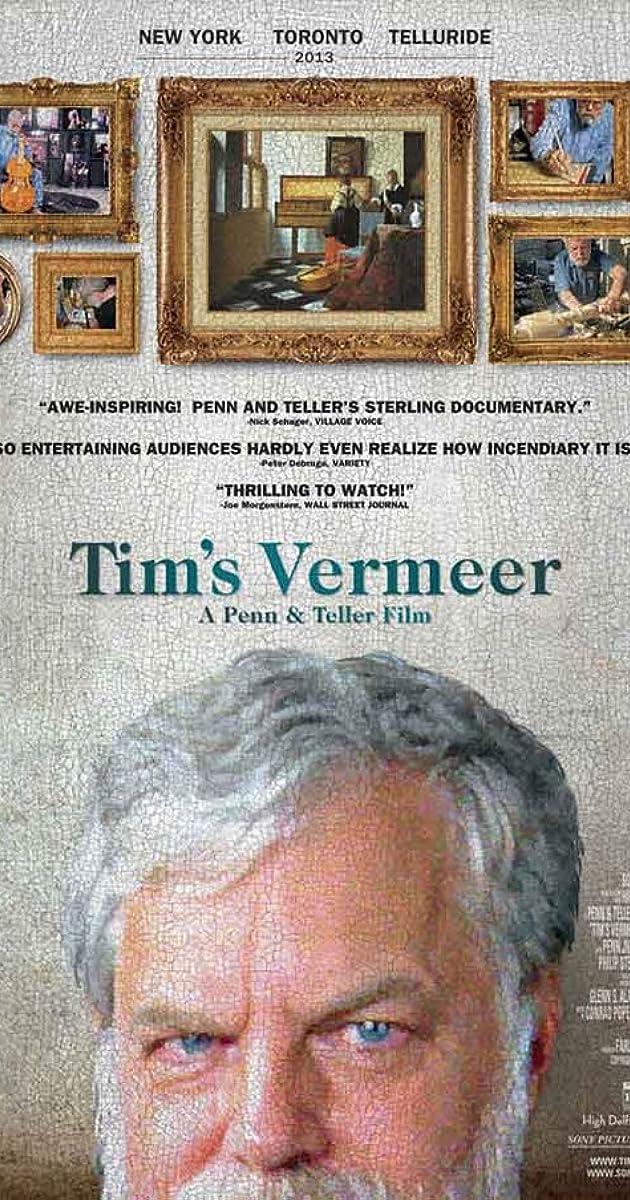Subtitle of Tim's Vermeer