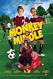 Monkey in the Middle Poster